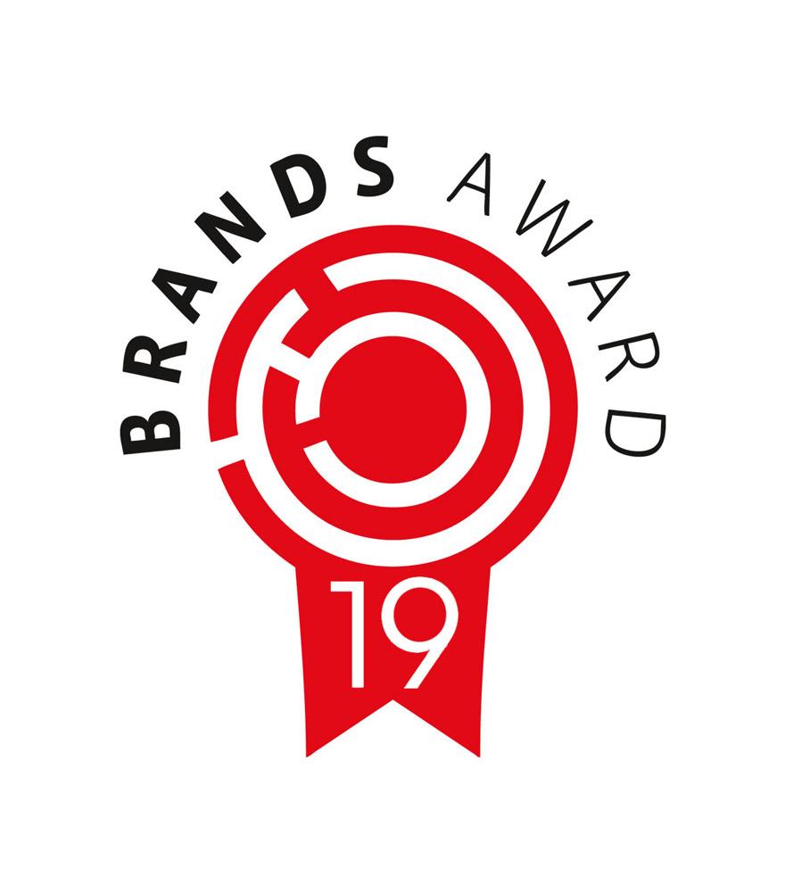 I Pronti Pedon wins the Brands Award 2019.